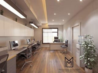 Mohannd design studio 書房/辦公室
