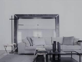 Moradia em Grândola - Projeto que arquitetura Salas de estar modernas por Nuno Ladeiro, Arquitetura e Design Moderno