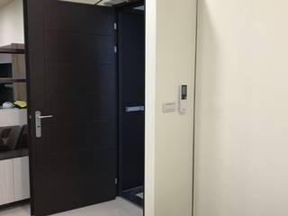日日 - 彰化三房兩廳溫潤木質簡約設計 根據 台中室內設計裝修|心之所向設計美學工作室 簡約風