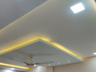Homagica Services Private Limited BedroomLighting