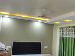 Master Bedroom: modern  by Homagica Services Private Limited,Modern