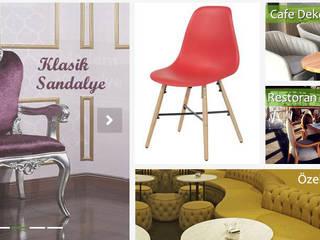 Sandalye Çeşitleri: modern  by Sandalye Çeşitleri, Modern