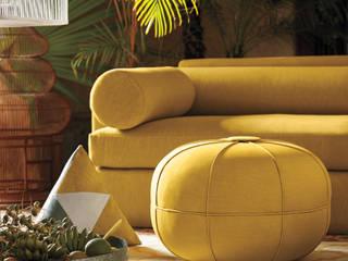 Livingroom Sunbrella Living roomSofas & armchairs Textile Yellow