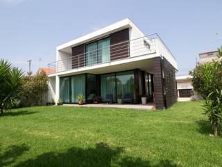 Coutada Vivenda Casas modernas por Pedro Sá Fotografia Moderno