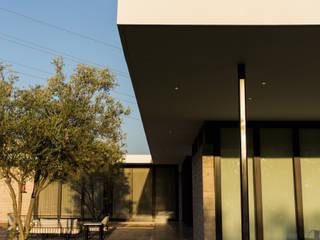 Casas ecológicas de estilo  de M TALLER DE ARQUITECTURA, Moderno