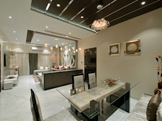 Modern Dining Room by Milind Pai - Architects & Interior Designers Modern