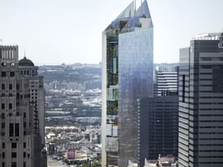 Commercial Bank Headquarters Mixed-use Project Classic style study/office by Architecture by Aedas Classic