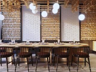 Thiết kế nội thất nhà hàng Đại Dương Thiết Kế Nội Thất - ARTBOX
