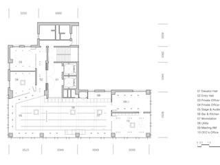 반포동 E 사무실 인테리어 리모델링 studio FOAM Architects