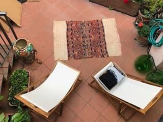 Re-Used Balconies, verandas & terraces Accessories & decoration Serat Alami Beige