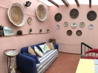 Re-Used Balconies, verandas & terraces Accessories & decoration Keramik