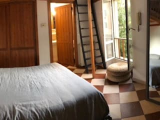 Re-Used BedroomTextiles Flax/Linen Grey