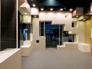코리아빌드 2019 전시부스 디자인 studio FOAM Architects 모던 스타일 전시장