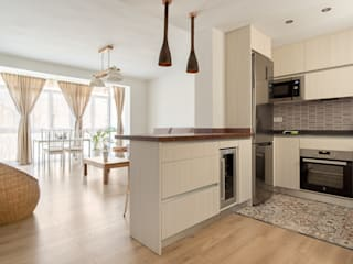 Arquigestiona Reformas S.L. Built-in kitchens