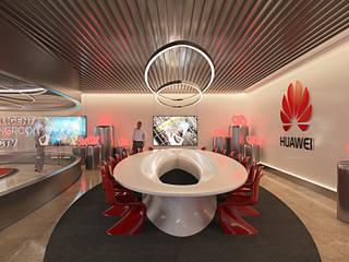 Huawei Showroom NõodDesignContract Modern
