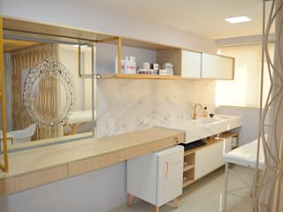 Cliniche moderne di Arquit&thai Moderno