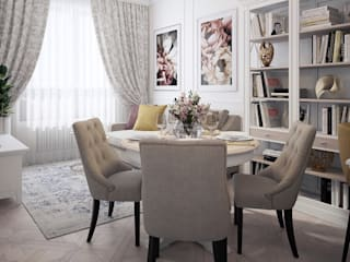 Classic style dining room by Инна Азорская Classic