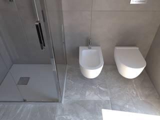 progetto bagno di FAGIOLI HOME