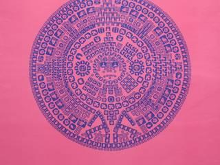 Carteles México 68 de Tinta Naranja