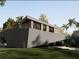 modern  by Maximiliano Lago Arquitectura - Estudio Azteca, Modern