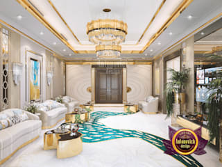 Glam and Luxury! Interior and Furniture Design by Luxury Antonovich Design:   by Luxury Antonovich Design,