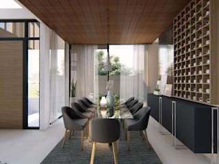 من Structura Architects حداثي