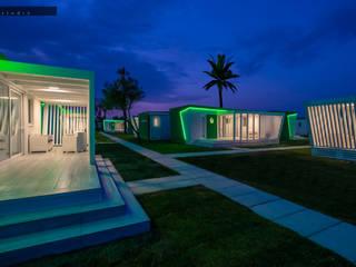 Hôtels modernes par RO|a_ Moderne