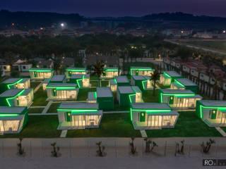 Moderne Hotels von RO|a_ Modern