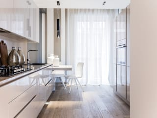 Modern kitchen by Lucia Bentivogli Architetto Modern