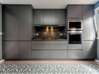 Fotografía inmobiliaria Cocinas de estilo moderno de Irrazábal |studio| Moderno