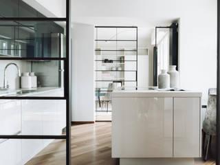 Lucia Bentivogli Architetto 現代廚房設計點子、靈感&圖片