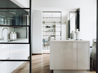 Lucia Bentivogli Architetto Moderne keukens