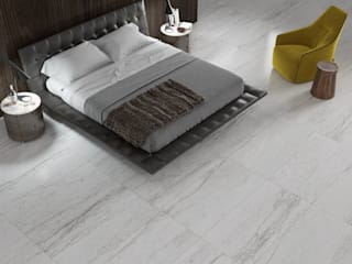 Modern style bedroom by Interceramic MX Modern