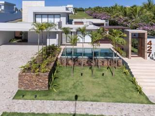 Residência L|I Casas modernas por Marcos Baldasso Arquitetura Moderno