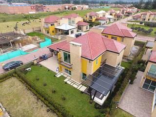Casa Club del comercio Casas modernas de PLASS Arquitectura & Construcción Moderno