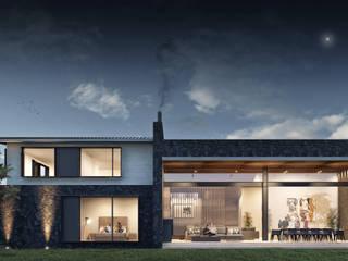 Casa ANP de HANGAR52 Moderno