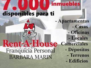 VENTA COMPRA Y ALQUILER DE INMUEBLES BARBARA MARIN Casas modernas