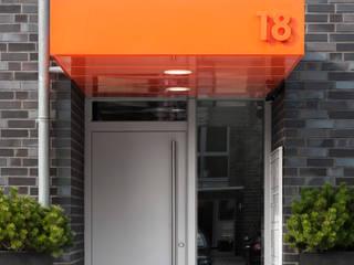 Front doors by Hilger Architekten, Modern