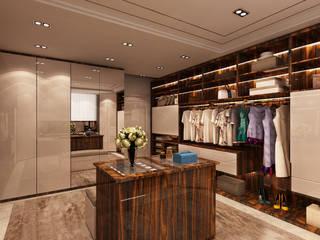 Closets de estilo moderno de Alpha Details Moderno