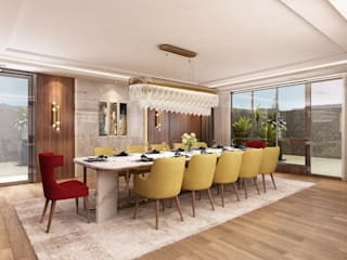 Classic style dining room by Alpha Details Classic