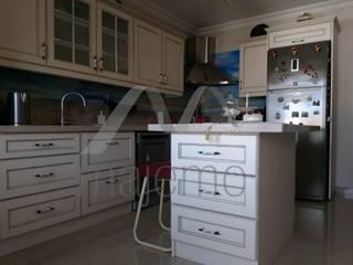 Majestik Mutfak & Mobilya KitchenCabinets & shelves MDF Beige