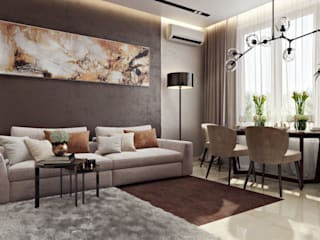 Classic style living room by 'INTSTYLE' Classic