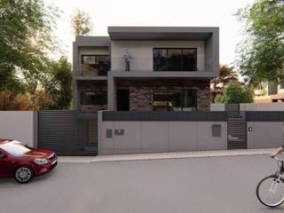 arkhi - arquitetura Villa Batu Grey