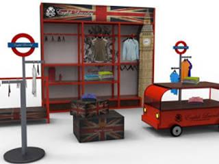 CORNERS: English Laundry de EA ARCHITECTURE & FURNITURE