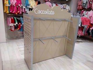 CORNERS: Cocolatto (Sears) de EA ARCHITECTURE & FURNITURE