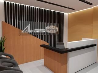 Study/office by Oficina Creativa, Modern