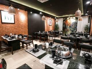 Thiết kế nội thất nhà hàng Mộc Thủy Thiết Kế Nội Thất - ARTBOX