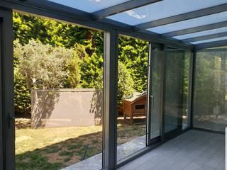 Çengelköy Kış Bahçesi Projesi Modern Kış Bahçesi Yapısan Cephe Sistemleri Modern