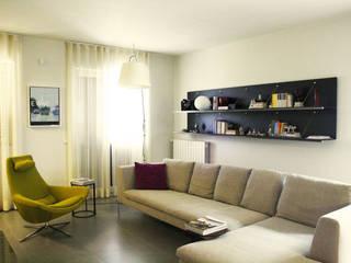 giovanni gugliotta architetto Moderne Wohnzimmer