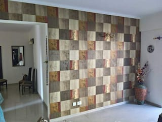 Wallpaper for interior walls: classic  by Interior Point wallpaper blinds flooring,Classic